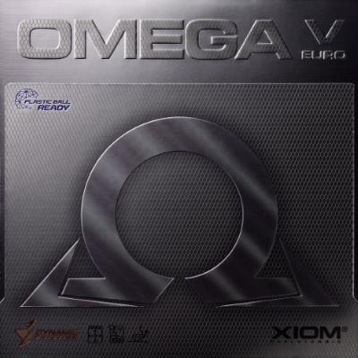 Xiom Omega V Euro asztalitenisz-borítás