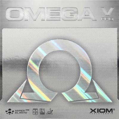 Xiom Omega V Pro asztalitenisz-borítás