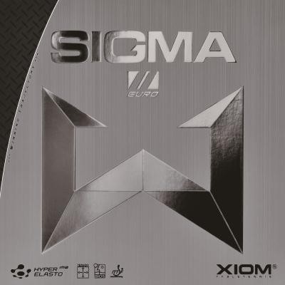 Xiom Sigma II Euro asztalitenisz-borítás