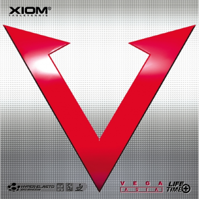Xiom Vega Asia asztalitenisz-borítás