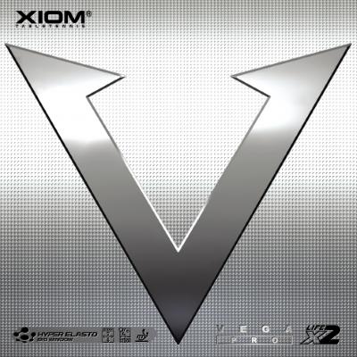 Xiom Vega Pro asztalitenisz-borítás