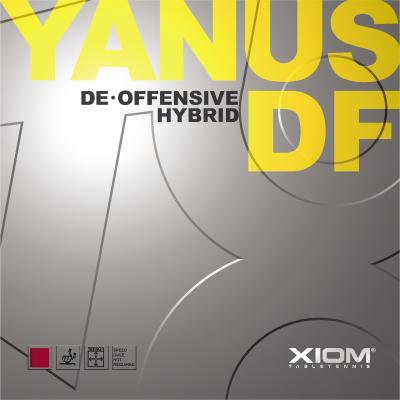 Xiom Yanus DF asztalitenisz-borítás