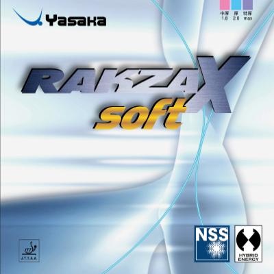 Yasaka Rakza X Soft asztalitenisz-borítás