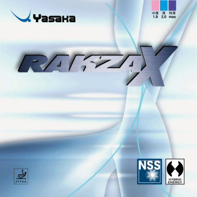 Yasaka Rakza X asztalitenisz-borítás