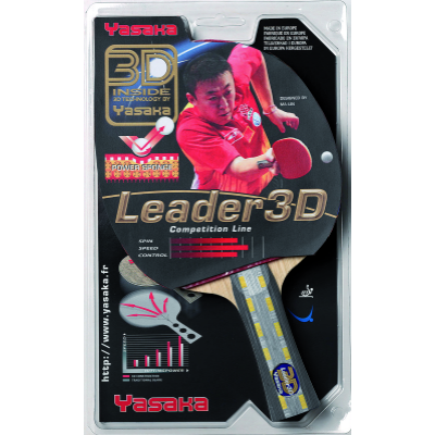 Yasaka Leader 3D pingpongütő