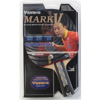 Yasaka Mark V Carbon pingpongütő