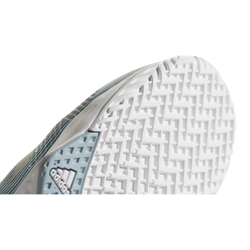 adidas Adizero Club fekete-hamuszürke teniszcipő