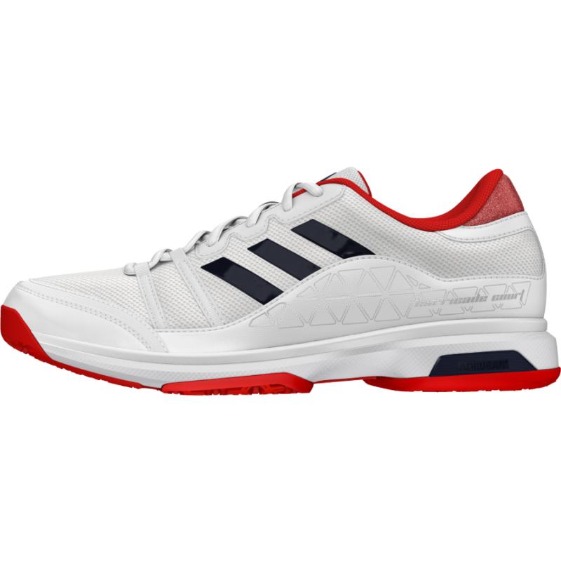 adidas Barricade Court OC teniszcipő oldalsó nézete