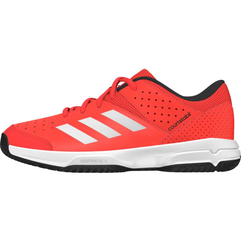 adidas Court Stabil JR teniszcipő oldalsó nézete