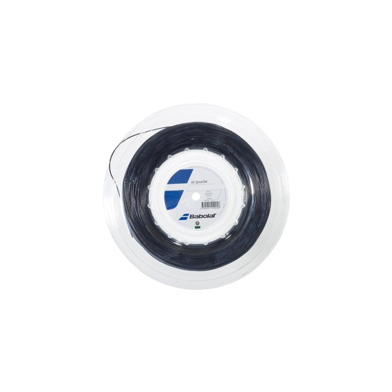 Babolat SpiralTek fekete 200m teniszhúr