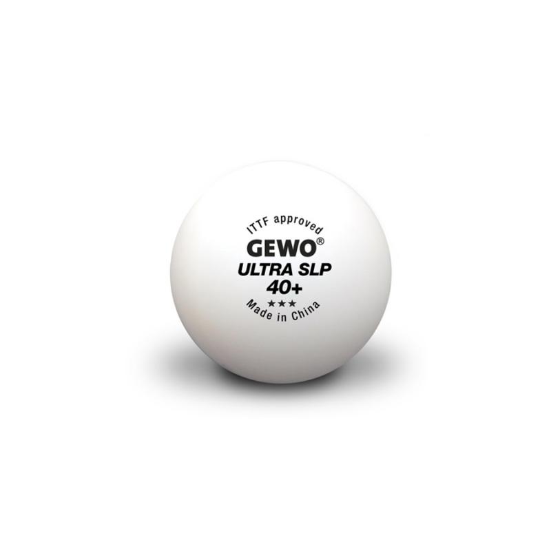 Gewo Ultra SLP 40+ 3-Star pingponglabda