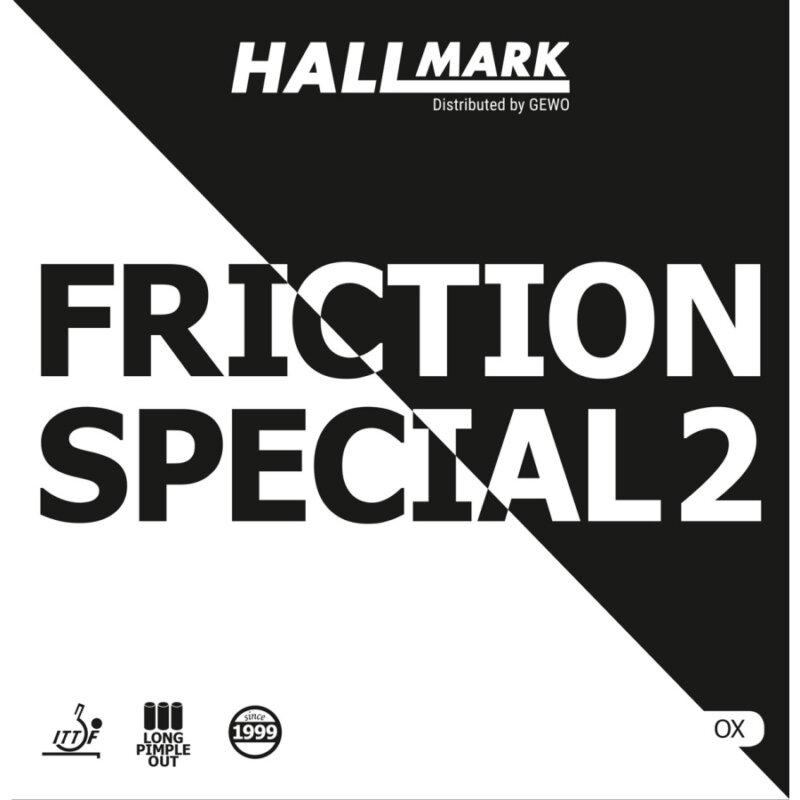 Hallmark Friction Special 2 asztalitenisz-borítás