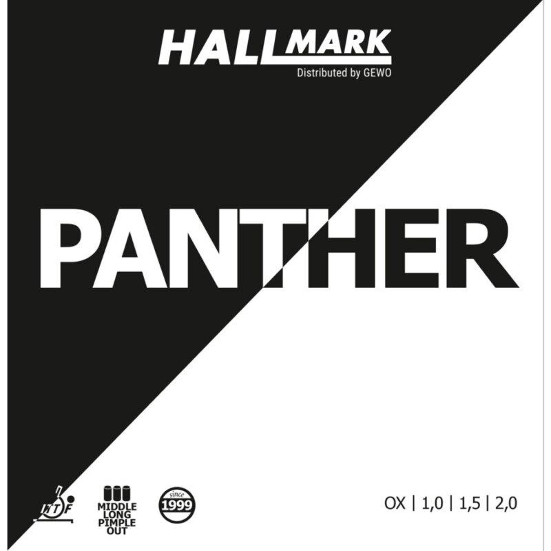 Hallmark Panther asztalitenisz-borítás