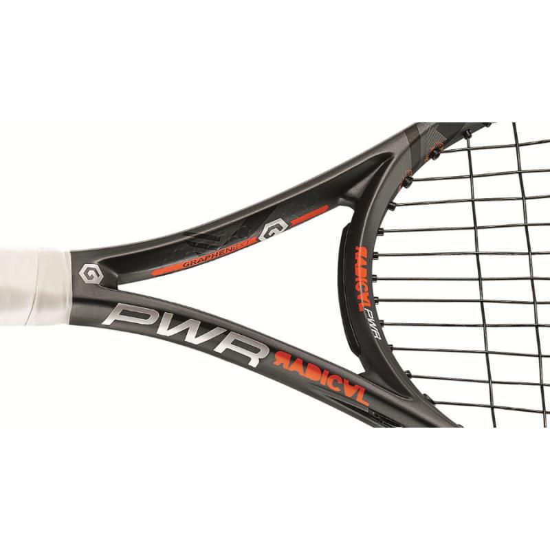 Head Graphene XT Radical PWR teniszütő nyaka