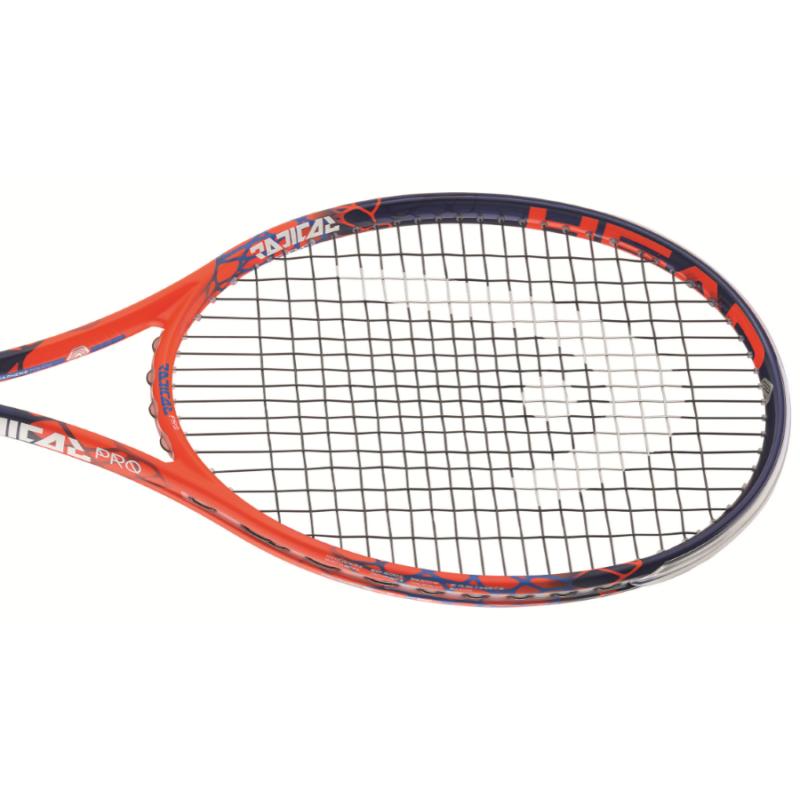 Head Graphene Touch Radical Pro teniszütő feje