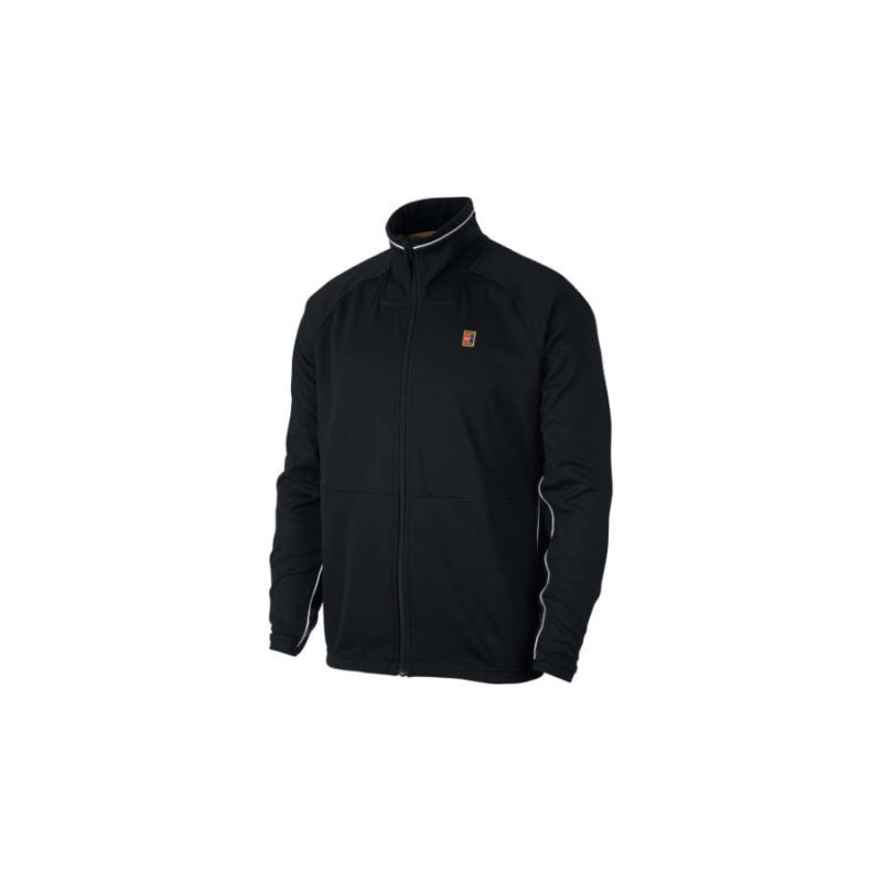 Nike Essntl fekete melegítő felső