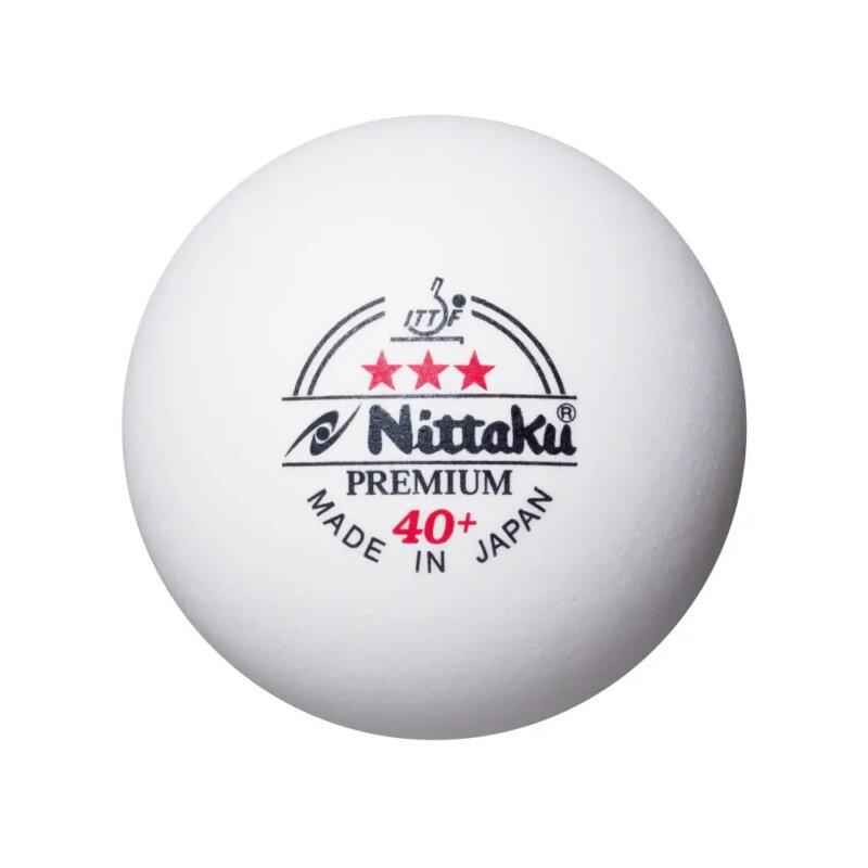 Nittaku Premium 40+ 3-Star pingponglabda (1 db)