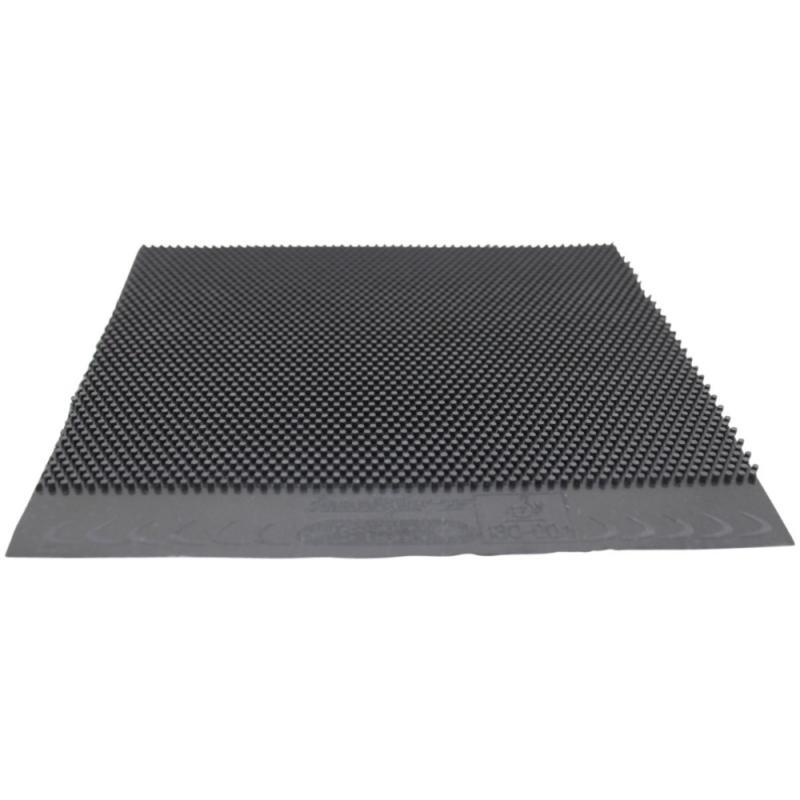 Sauer & Tröger Hellfire fekete hosszúszemcsés asztalitenisz-borítás (OX)