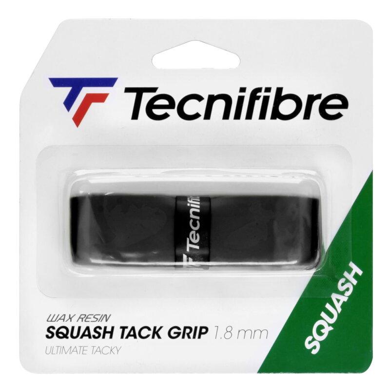 Tecnifibre Squash Tack fekete alapgrip
