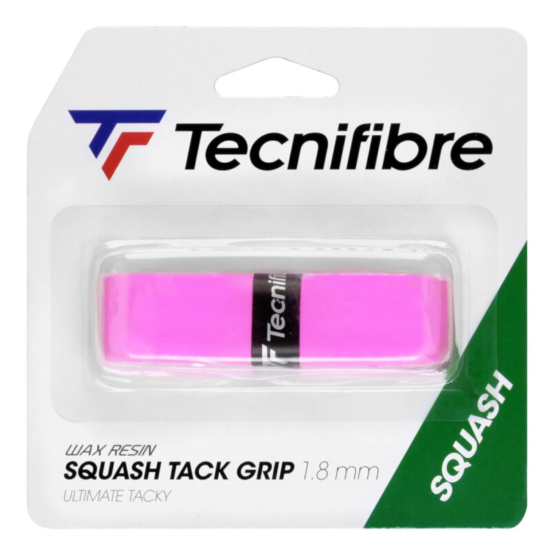 Tecnifibre Squash Tack rózsaszínű alapgrip