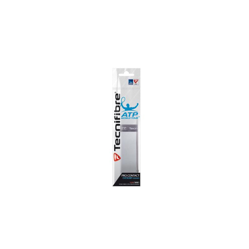 Tecnifibre Pro Contact (1 db) fehér fedőgrip
