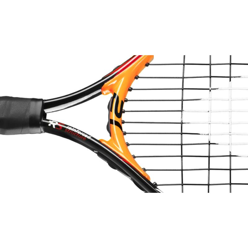 Tecnifibre Bullit 21 junior teniszütő nyaka