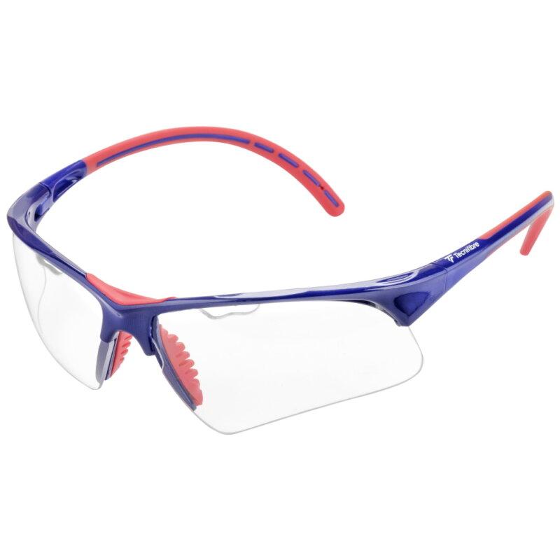 Tecnifibre Squash védőszemüveg (kék-piros)