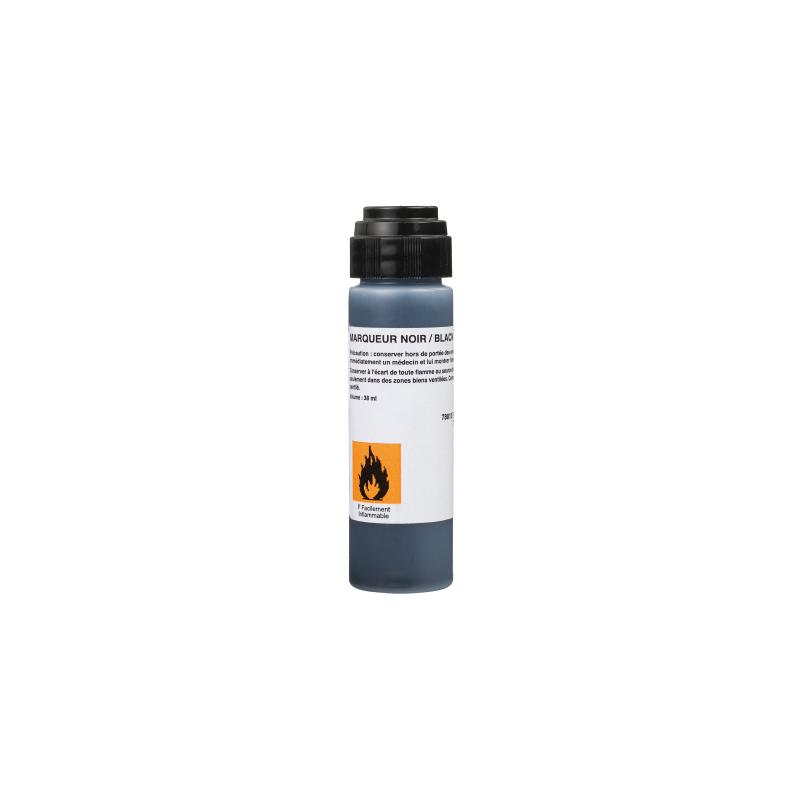 Tecnifibre Stencil Ink fekete húrfesték