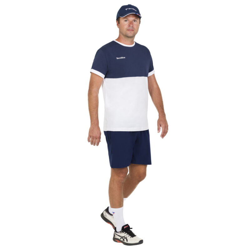 Tecnifibre F1 Stretch Marine férfi pólóing