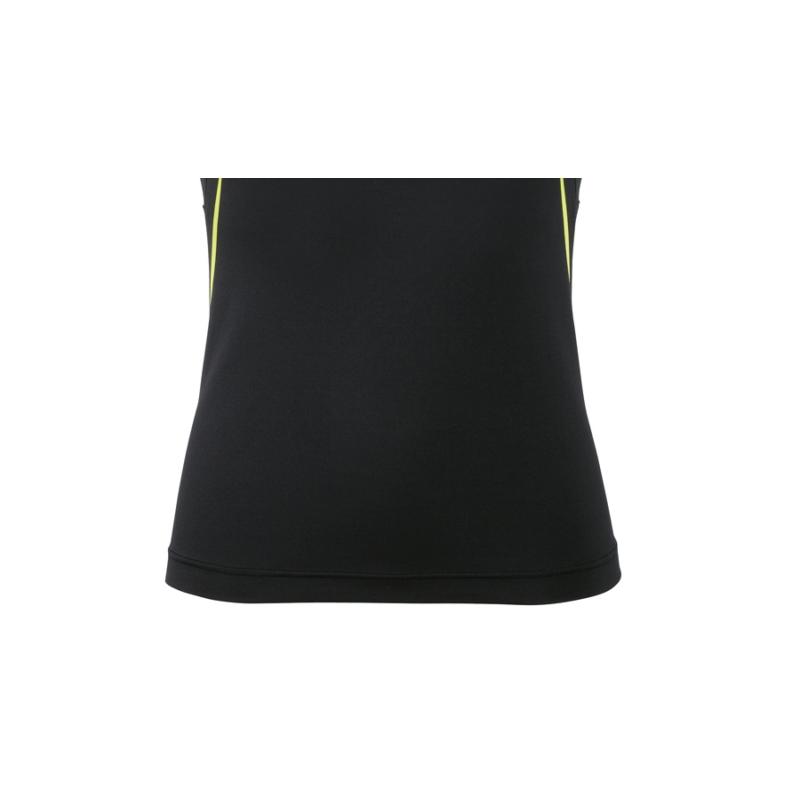 Tecnifibre Lady Active F4 fekete női pólóing