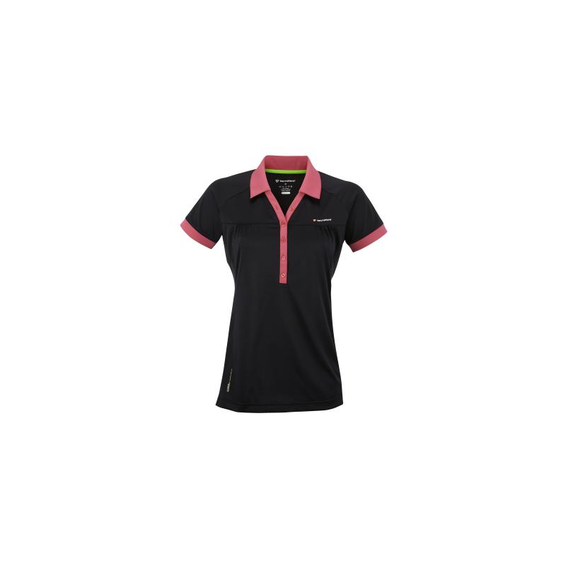 Tecnifibre Lady F3 X-Cool fekete női pólóing