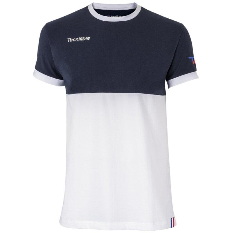 Tecnifibre F1 Stretch tengerkék férfi pólóing