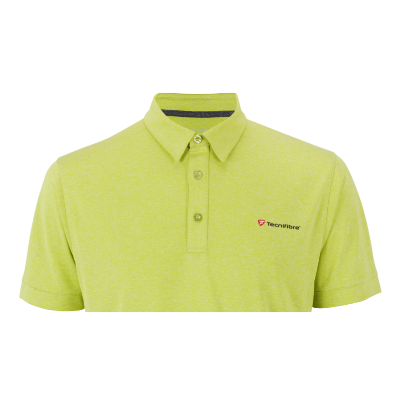 Tecnifibre F3 Lasertrack lime férfi pólóing