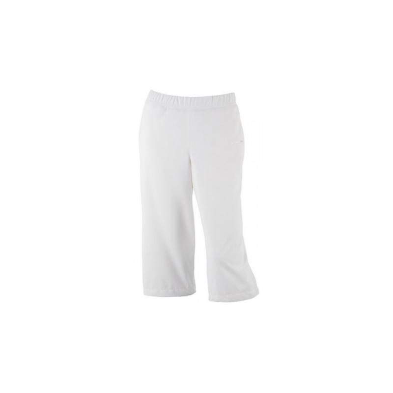 Tecnifibre Lady Active 3/4 Pants fehér női rövidnadrág