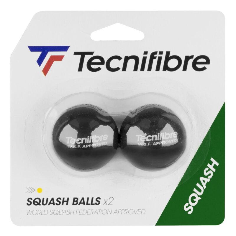 Tecnifibre egypontos sárga squash labda