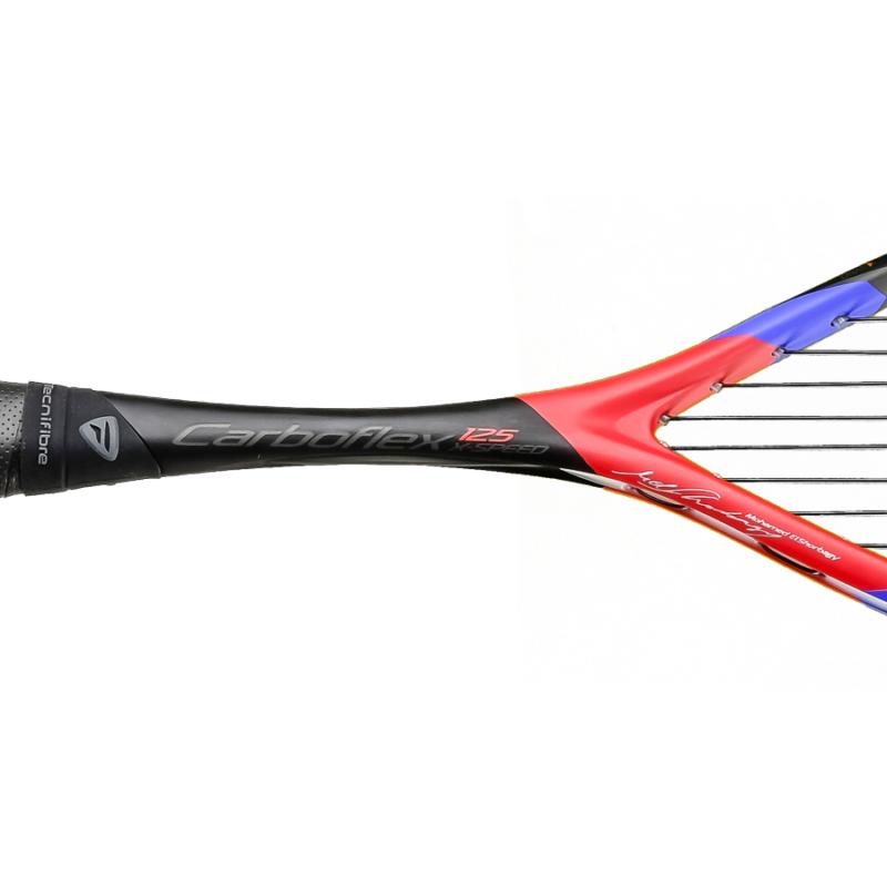 Tecnifibre Carboflex 125 X-Speed squash ütő nyaka
