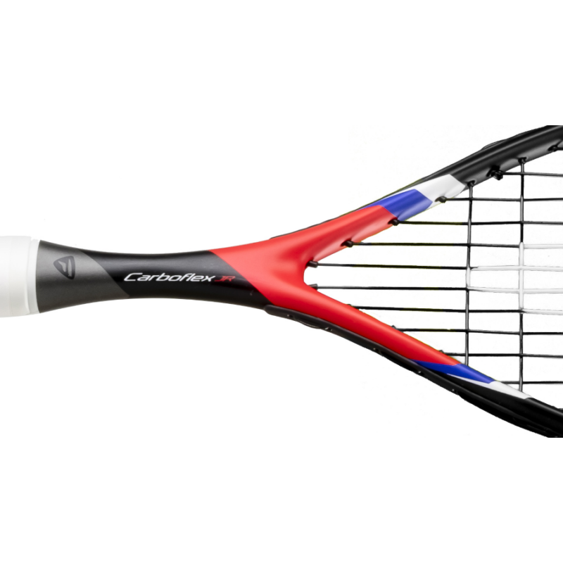 Tecnifibre Carboflex Junior squash ütő nyaka