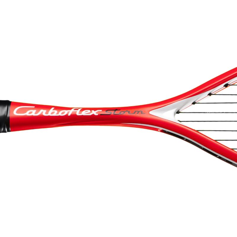 Tecnifibre Carboflex Storm squash ütő nyaka