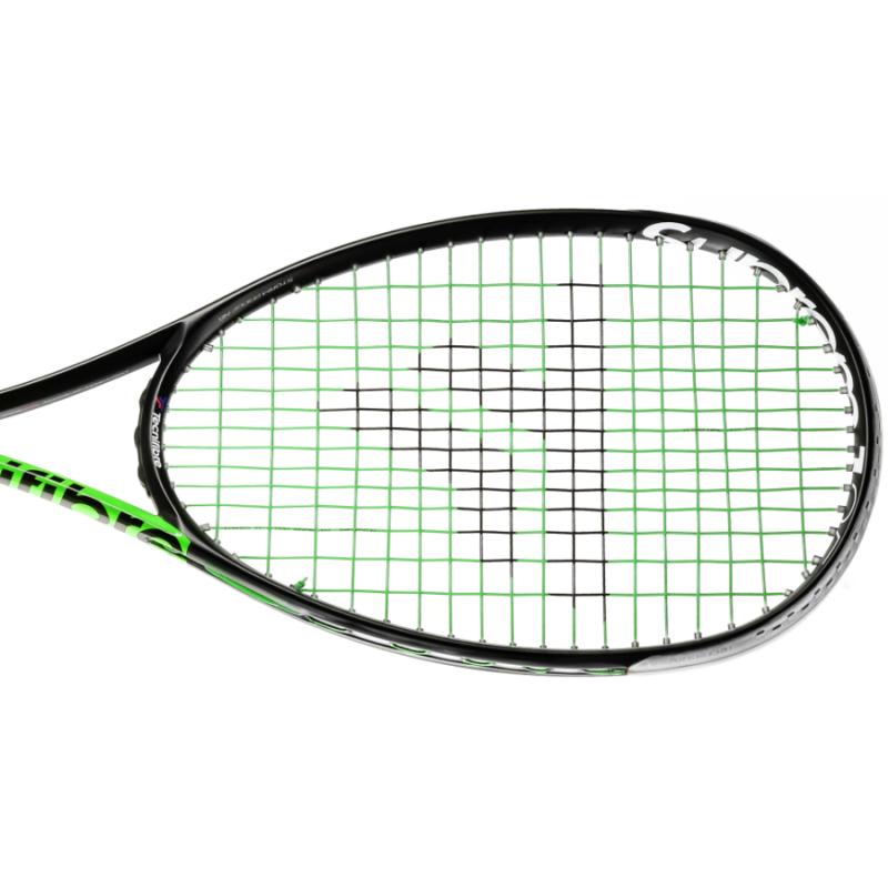 Tecnifibre Suprem 125 curV squash ütő feje