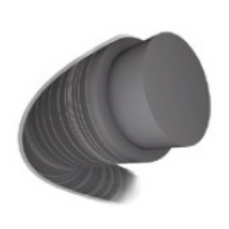 Tecnifibre Razor Code teniszhúr keresztmetszeti képe