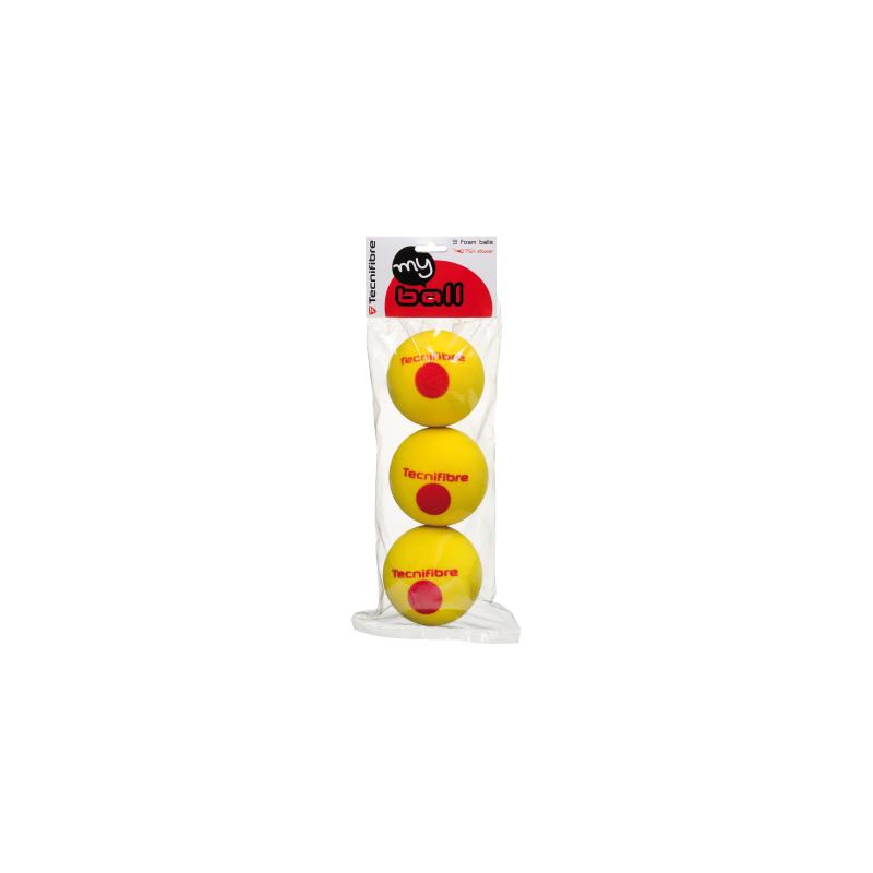 Tecnifibre My Ball teniszlabda (3 db/zacskó)