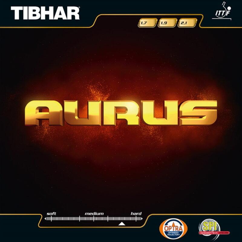 Tibhar Aurus asztalitenisz-borítás