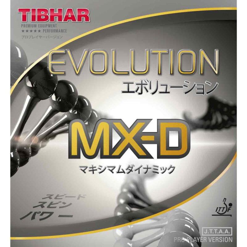 Tibhar Evolution MX-D asztalitenisz-borítás