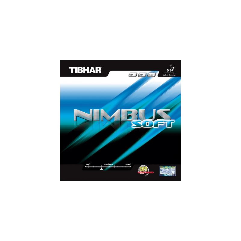 Tibhar Nimbus Soft asztalitenisz-borítás
