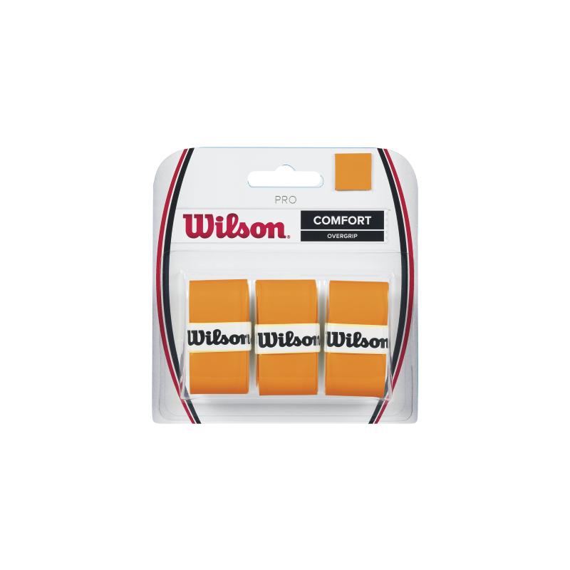 Wilson Pro narancsszínű fedőgrip (3 db)