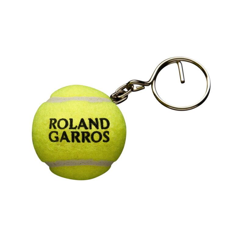 Wilson Roland Garros teniszlabdás kulcstartó