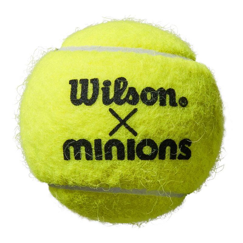 Wilson Minions Championship (3 db/tubus) teniszlabda