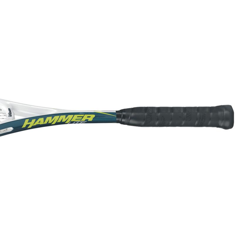 Wilson Hammer Lite squash ütő nyaka és markolata