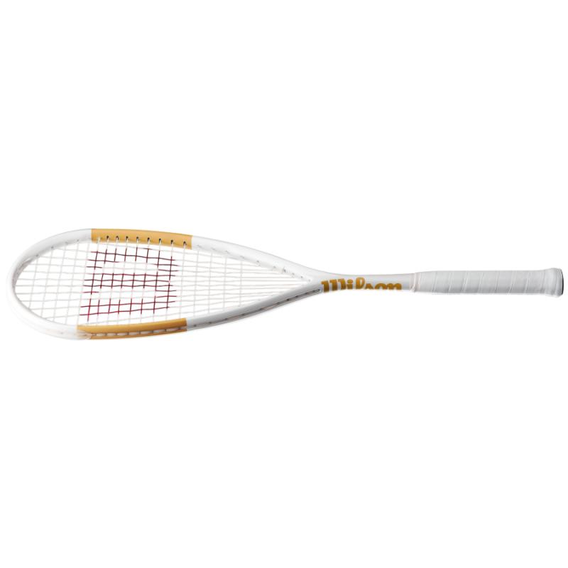 Wilson Tempest Pro fehér-arany squash ütő