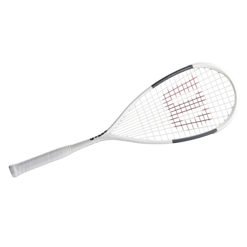 Wilson Tempest Pro fehér-metál squash ütő